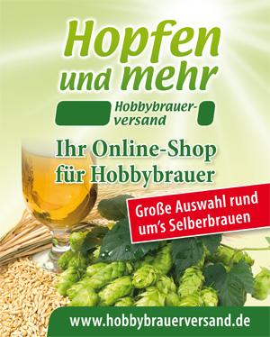 Hobbybrauerversand – Hopfen und mehr – Der Hobbybrauer-SHOP