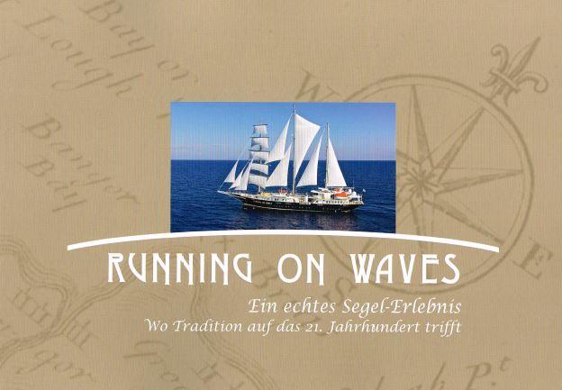 Segelkreuzfahrtenkatalog kostenlos bestellen