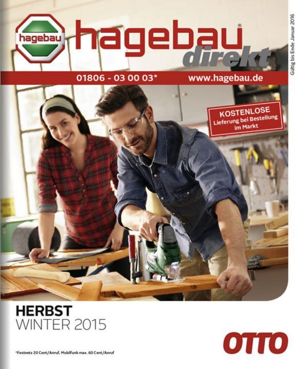 hagebaumarkt Baumarkt Kataloge online bestellen