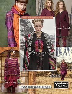 Gudrun Sjoeden Damen Mode Kataloge bestellen