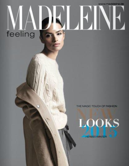 Madeleine Damenmode Kataloge kostenlos bestellen